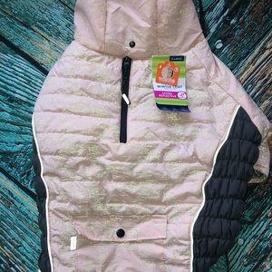 Dogs Winter Jacket- Brand New- XL
